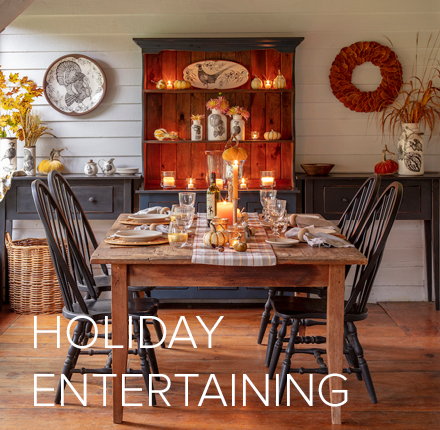 Holiday Entertaining - Laura Zindel Designs