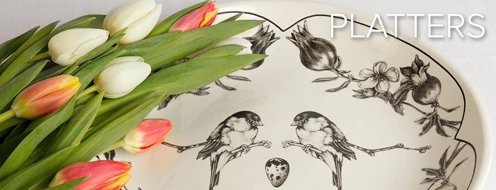 Laura Zindel Designs - Platters