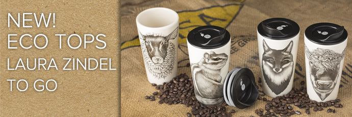 Eco Tops for Laura Zindel Tumblers