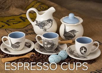 Espresso Cups Laura Zindel Designs