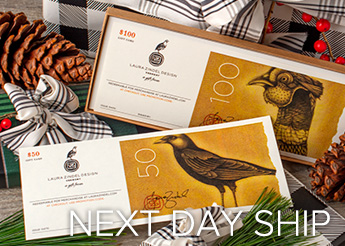 Gift Certificates - Laura Zindel Designs