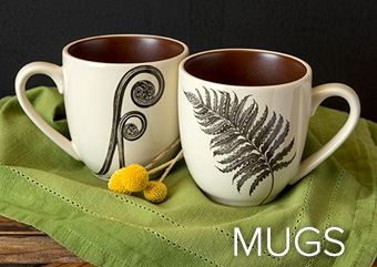 Mugs by Laura Zindel Design
