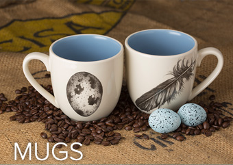 Mugs by Laura Zindel Design