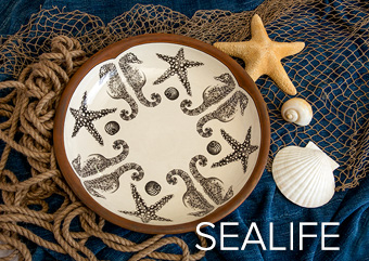 Sea Life Laura Zindel Designs