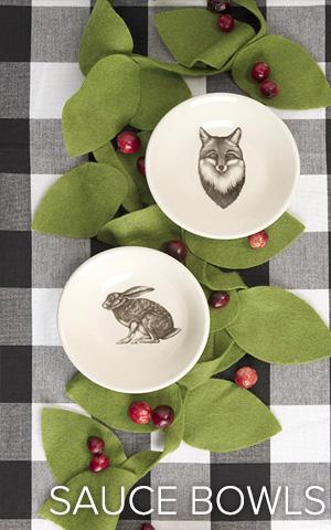 Sauce Bowls Laura Zindel Design