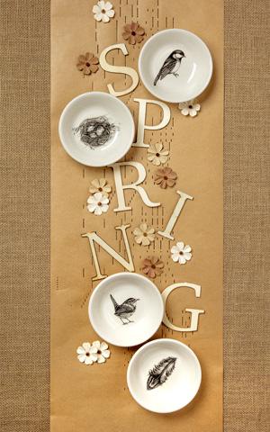 Spring Table Laura Zindel Design