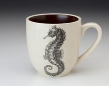 Mug: Seahorse