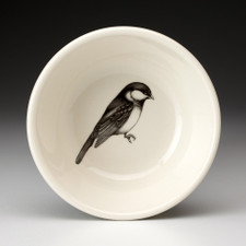 Cereal Bowl: Black-capped Chickadee