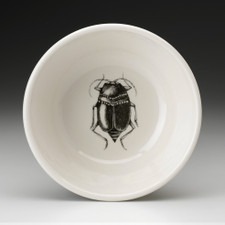 Cereal Bowl: Black Beetle