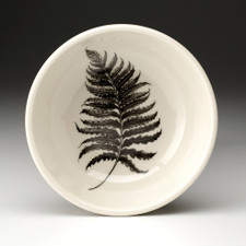 Cereal Bowl: Wood Fern