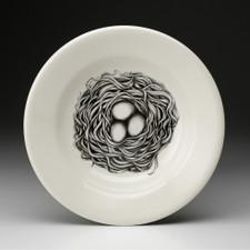 Soup Bowl: Black Bird Nest