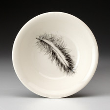 Sauce Bowl: Pheasant Feather