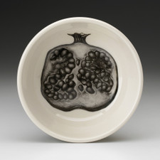 Cereal Bowl: Pomegranate Half