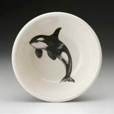 Cereal Bowl: Jumping Orca