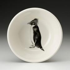Cereal Bowl: Rockhopper Penguin