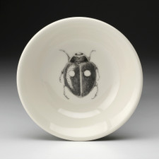 Sauce Bowl: White Spotted Lady Beetle