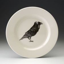 Dinner Plate: Raven