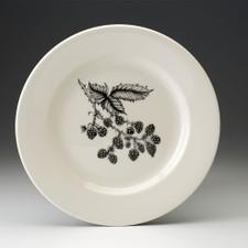 Dinner Plate: Blackberries