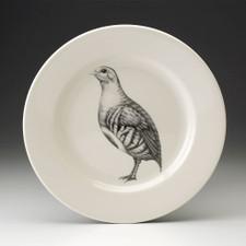 Dinner Plate: Partridge