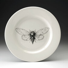 Dinner Plate: Cicada