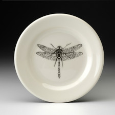 Bread Plate: Dragonfly