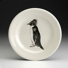 Bread Plate: Rockhopper Penguin