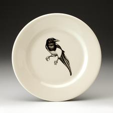 Bread Plate: Magpie