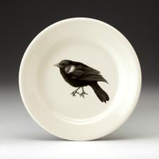 Bread Plate: Red-Winged Blackbird