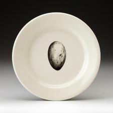 Bread Plate: Jungle Fowl Egg