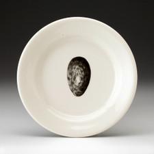 Bread Plate: Raven Egg
