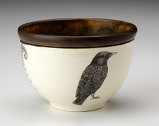 Small Round Bowl: Starling