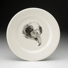Salad Plate: Owl Skull