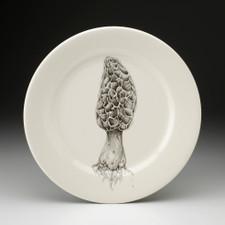 Dinner Plate: Morel Mushroom