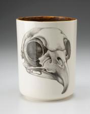 Utensil Cup: Owl Skull