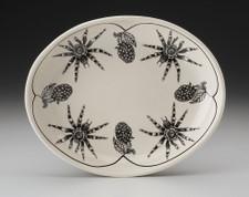 Small Serving Dish: Tarantula