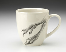 Mug: Quail Feet