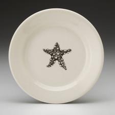 Bread Plate: Starfish