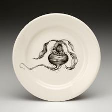 Bread Plate: Beet