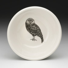 Cereal Bowl: Burrowing Owl