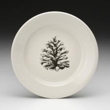 Bread Plate: Spruce Pine Cone