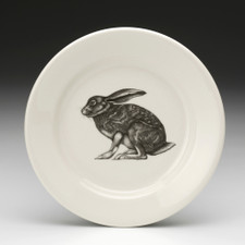Bread Plate: Crouching Hare