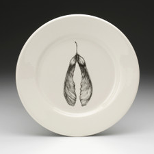 Salad Plate: Maple Seed