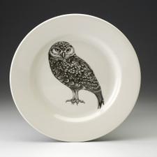 Dinner Plate: Burrowing Owl