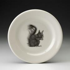 Bread Plate: Squirrel