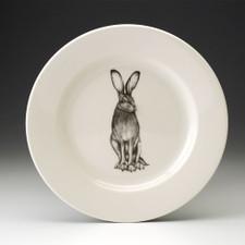 Dinner Plate: Tall Hare