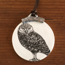 Ornament: Burrowing Owl