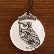 Ornament: Screech Owl #1