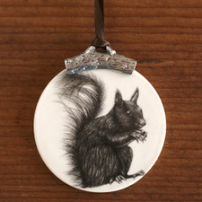 Ornament: Squirrel