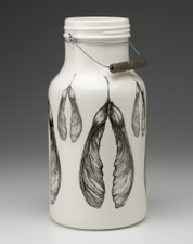 Jug with Handle: Maple Seed