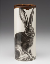 Large Vase: Sitting Hare